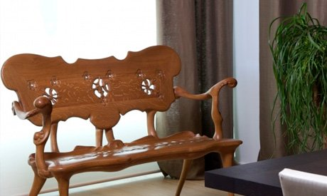 Read more about Casa Calvet Flower Bench