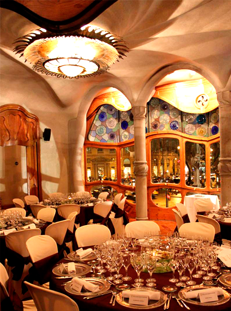 Contact Events Casa Batlló