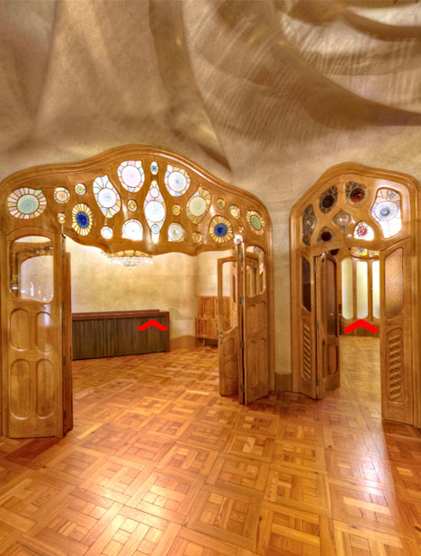Tour Virtual Casa Batlló