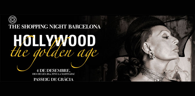 Read more about Passeig de Gràcia dresses up in the most Hollywood-Golden-Age style. Today, in the Shopping Night