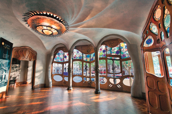 Read more about Antoni Gaudí: inspiration for filmmaking