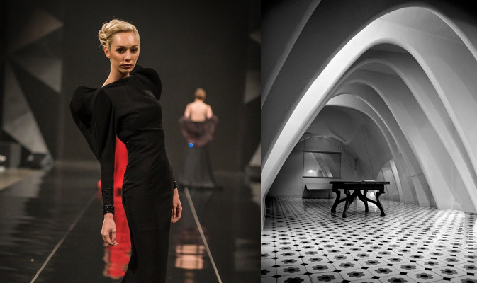 Read more about The trencadis Gaudí-inspired fashion