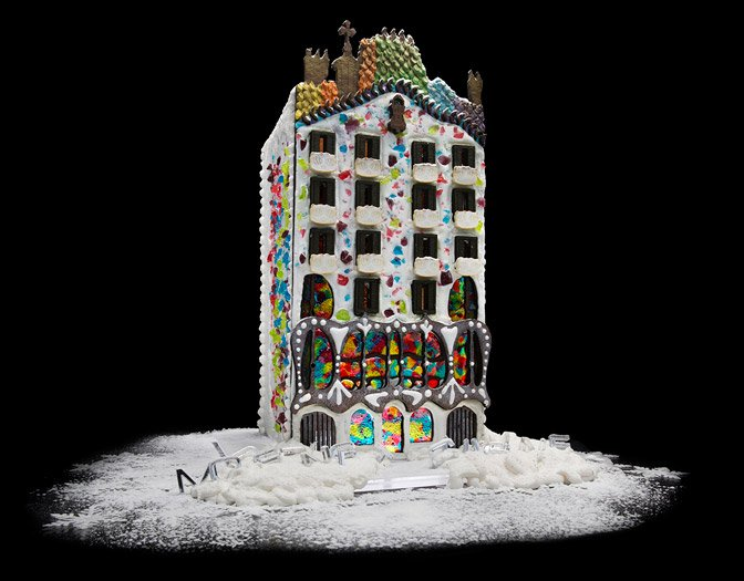 Read more about The sweetest work of Gaudí