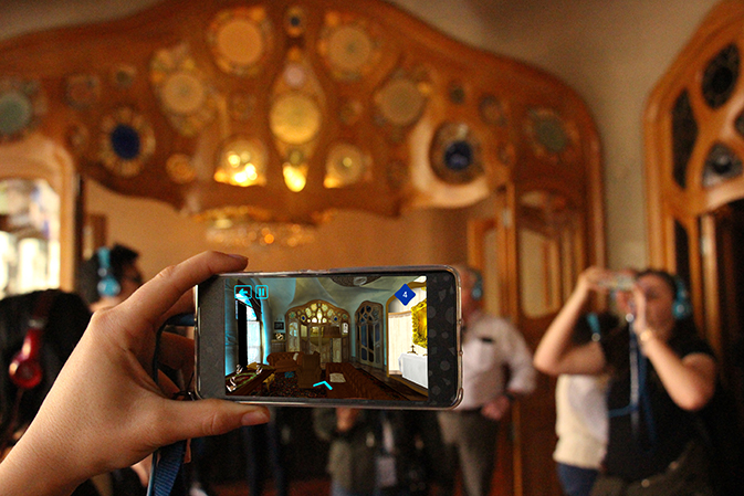 Read more about Casa Batlló becomes even more multi-lingual