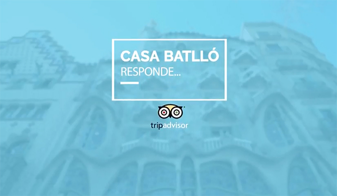 Casa Batlló delivers answers through videos