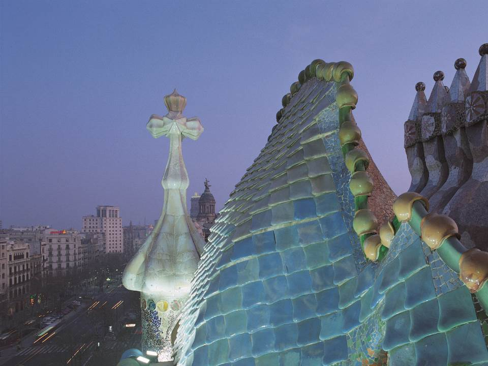 Read more about The best Gaudí buildings in Barcelona